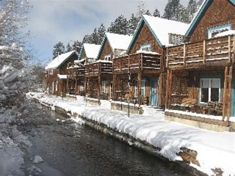 Taos Creek Cabins by Cabins Right By The Creek Bed Picture Of River Ski
