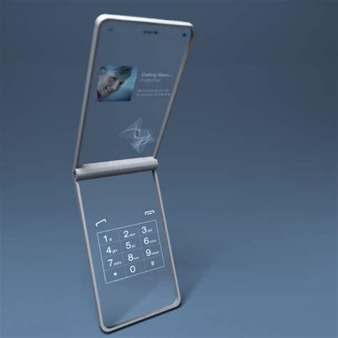mav mobili transparent mobile phone concepts by mac funamizu