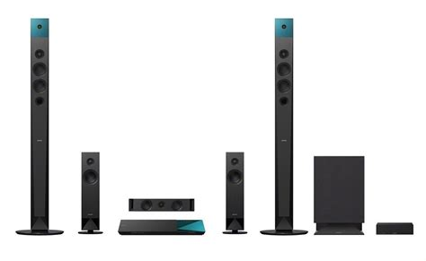 wireless home home theater system with wireless speakers