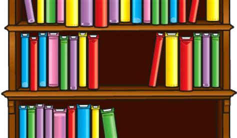 best bookshelf clipart 14992 clipartion