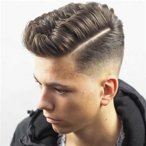 hair side part thin ugly side part haircuts