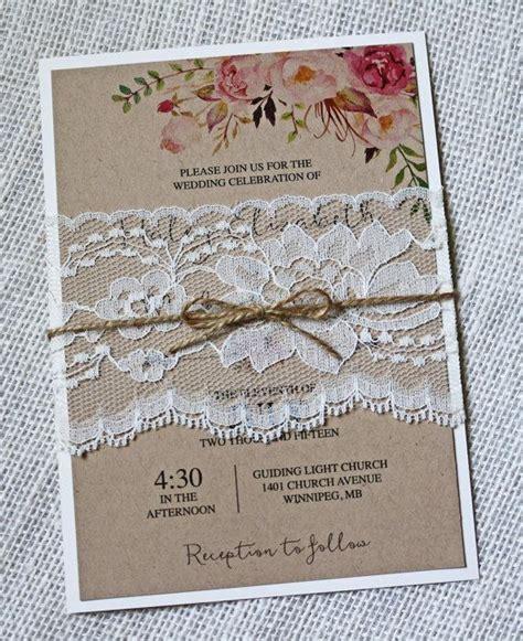 shabby chic invites shabby chic invitations wedding wedding invitation ideas