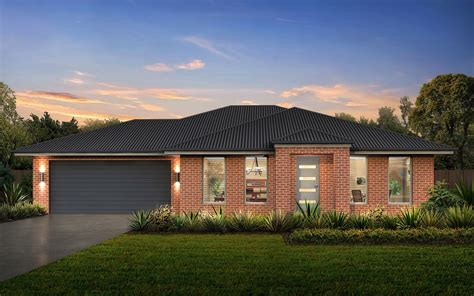 Small Home Builders Bendigo Cambourne 32 Southern Vale Homes