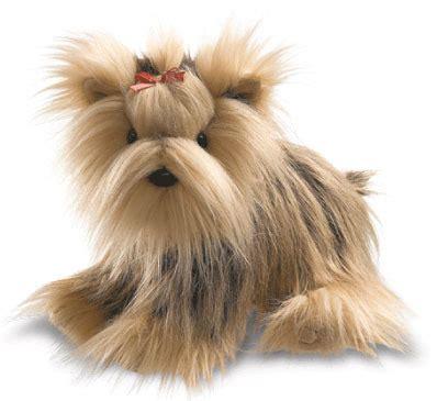 are yorkies hyper peluche gund chien 30 cm plushtoy