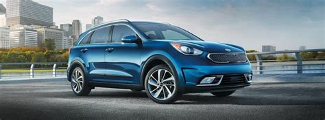 Kia Niro 2019 by 2019 Kia Niro And 2019 Kia Niro In Hybrid Color Options