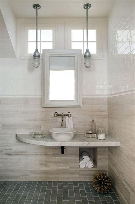 powder room tile designs exterior walls