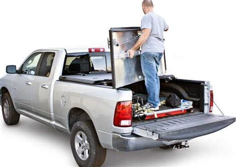 removable truck bed cover diamondback truck bed tonneau covers se series