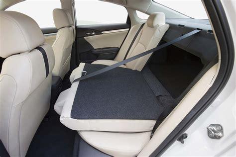 Cover Mobil Cover Mobil Sedan Honda Grand Civic Nouva 2017 honda civic sedan rear seats folded 02 motor trend