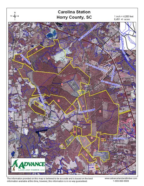 Horry County Sc Property Records 2 980 Acres Farm For Sale Horry County Sc Land And Farm