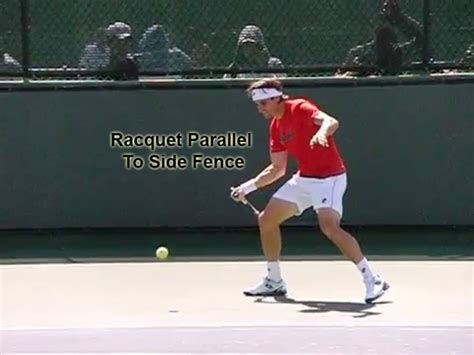 forehand tennis swing section 01 the forehand forward swing explained ftp