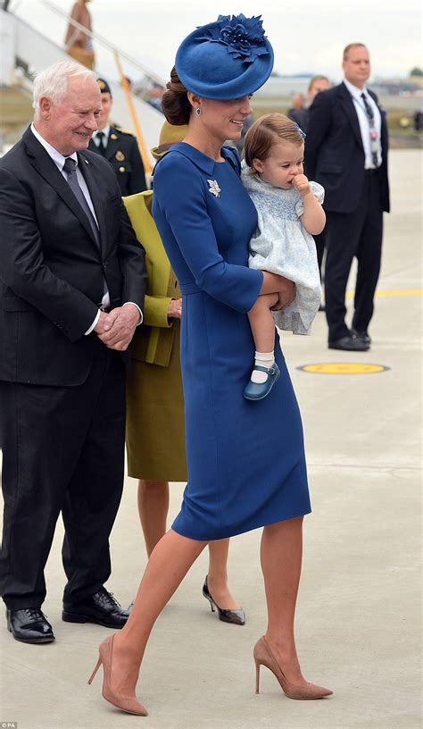 Kate Goes On You by Kate Middleton Duchess Of Cambridge S Canada Wardrobe Is