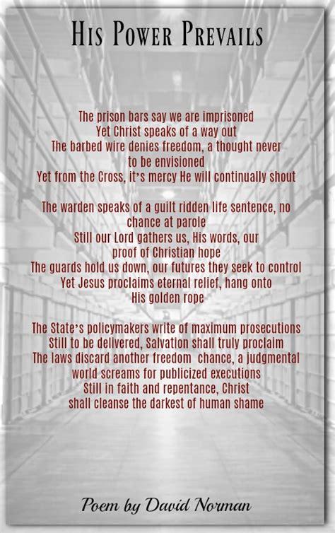 prison poems words    freedom