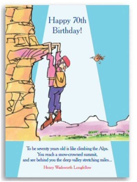 70th Birthday Greetings Quotes 70th Birthday Quotes Funny Quotesgram
