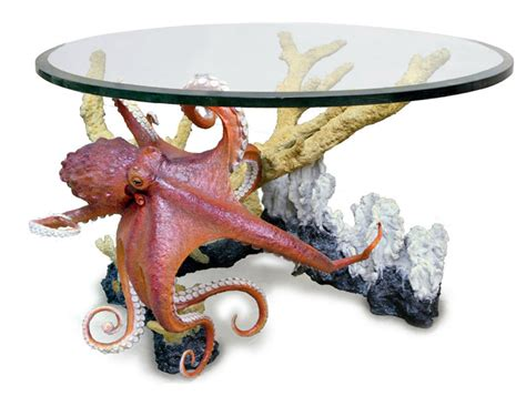 Octopus Coffee Table by Octopus Encounter Coffee Table