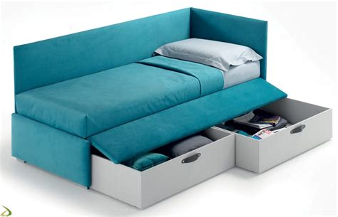 letto ragazzi divano letto per cameretta bimbi ceos arredo design