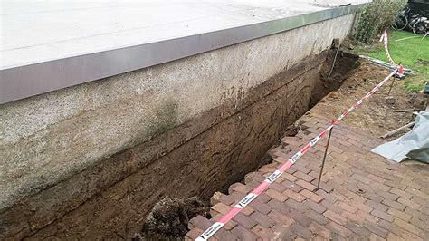 Fundament Trocken Legen by Keller Trockenlegung