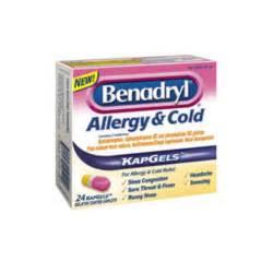 benadryl for allergies best allergy medications