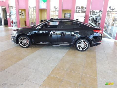Black 2013 Kia Optima Black 2013 Kia Optima Sx Limited Exterior Photo