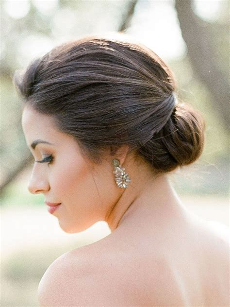 Wedding Hair Up In A Bun by Wedding Hair Up Bun Fade Haircut