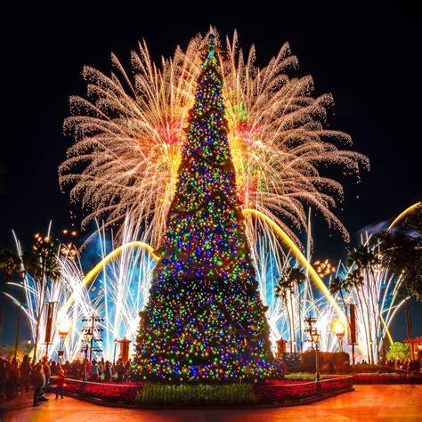 human christmas tree epcot holidays around the world at epcot
