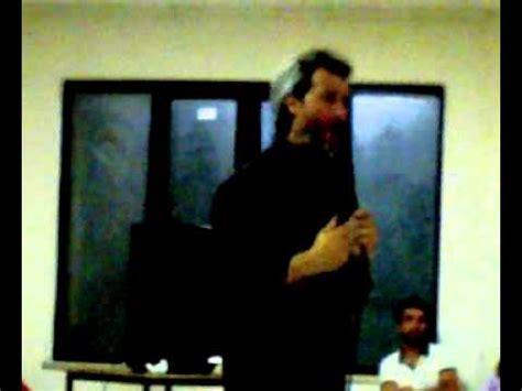 illuminato butindaro corrado salm 232 durante una predicazione fa una