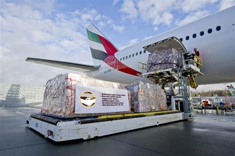 air cargo transportation services capacity size