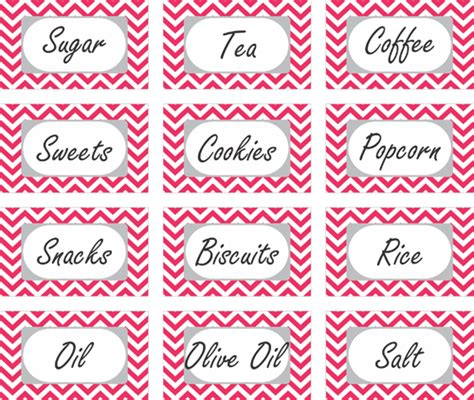 printable kitchen labels free i love organized home free kitchen storage labels 2