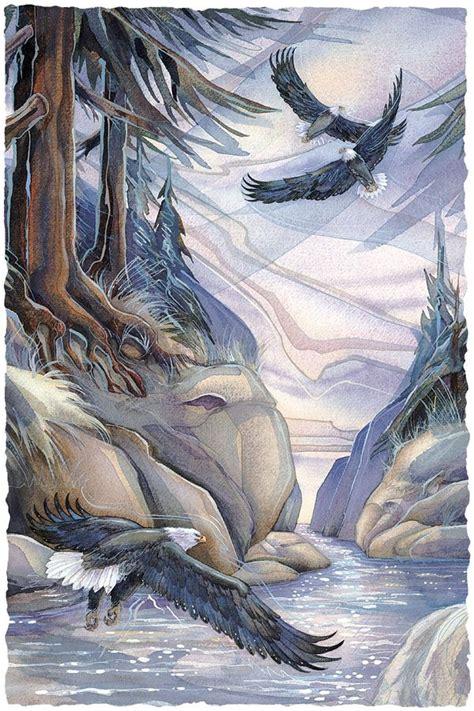 bergsma gallery press paintings nature northwest hidden spirit prints pacific