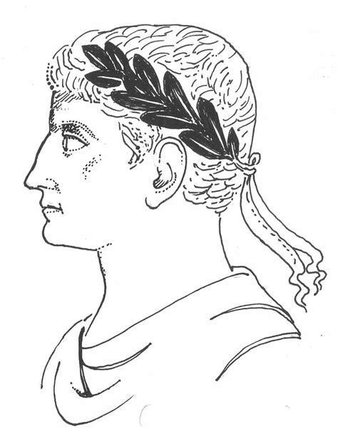 Free Augustus Caesar Coloring Pages Julius Caesar Coloring Pages