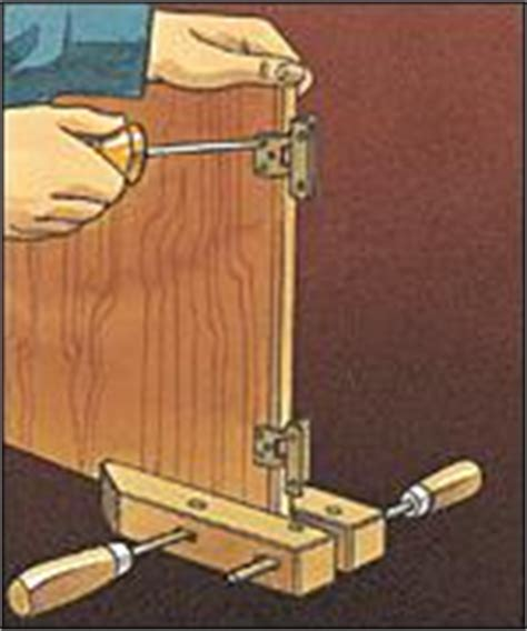 attaching hinges to cabinet doors home improvement and repair tips