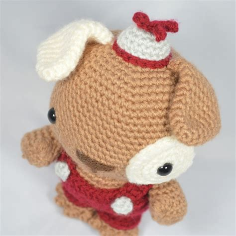 patch puppy patch the puppy amigurumi pattern amigurumipatterns net