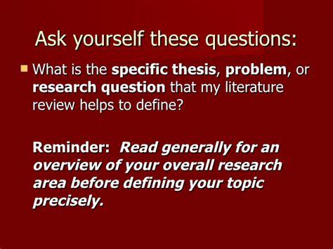 Literature Review Definition Nursing by Define Literature Review In Nursing