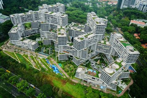 the interlace jenga like apartments for singapore the interlace architect ole scheeren welcomes criticism