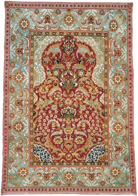 ottoman carpet the royal austrian museum of and industry mak in