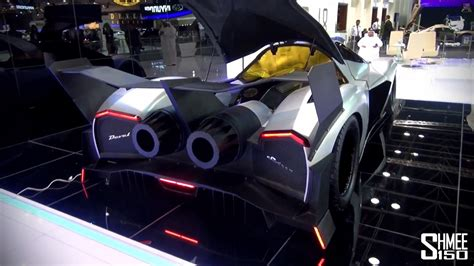 Devel Sixteen Supercar Has 5,000 HP V16, but is it Real