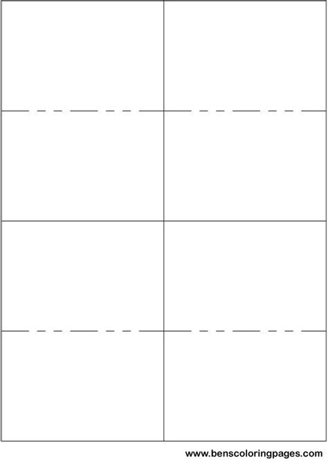 note card maker template printable small flashcard template papiri šabloni