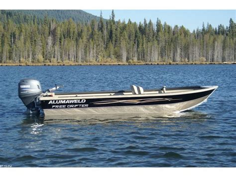 jon boat drift boat research 2012 alumaweld boats free drifter 18 on
