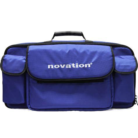 Ready Novation Ultranova Gig Bag novation mininova official protective gig bag the disc