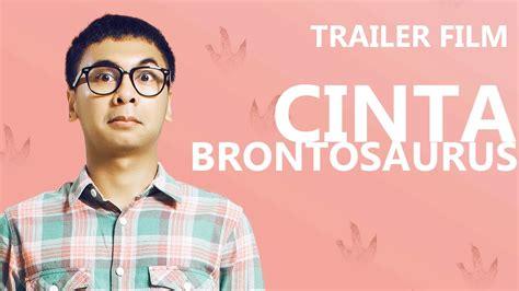apa film terbaru raditya dika raditya dika trailer film cinta brontosaurus di bioskop