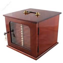 coin cabinets for sale pair of coin collector s cabinets sold antiques atlas