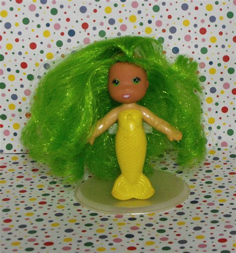 bathtub dolls vintage kenner see wees tropigals oceana bathtub mermaid doll