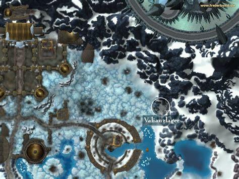 archavons kammer eingang valianzlager landmark map guide freier bund