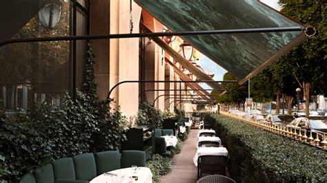 hotel plaza athenee paris ile de france france