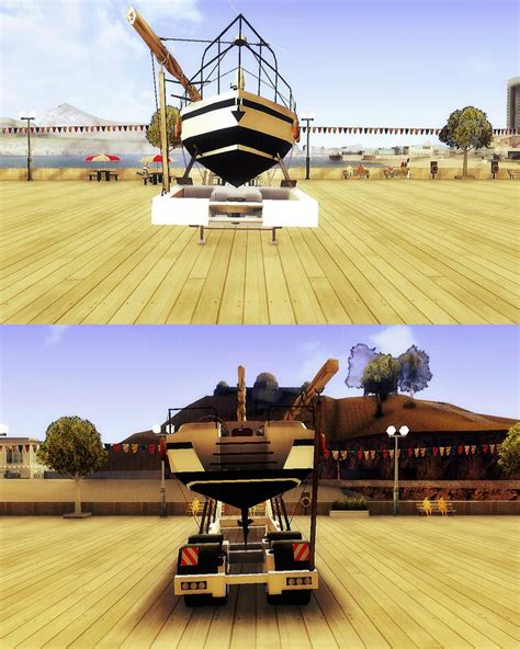 big boat gta 5 gta san andreas gta v big boat trailers mod gtainside