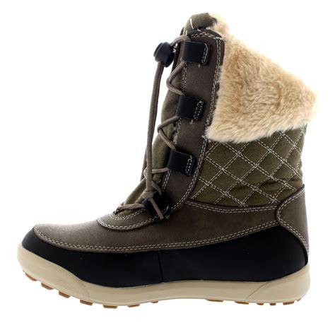 hi tec dubois 200 leather laced mid calf