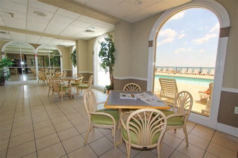 blue room cafe myrtle blue water resort 804 front condo myrtle rentals