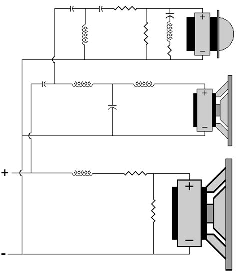 3 way speaker wiring diagram 28 wiring diagram images