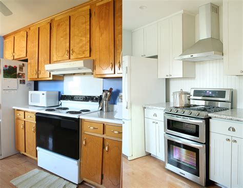 Inexpensive Kitchen Renovations Before And After 12 Kitchen Remodeling Projects Before And After
