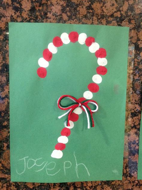 christmas ornament project for pre k pre k crafts festival collections