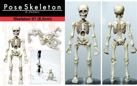 Re Ment Pose Skeleton re ment pose skeleton 01 skeleton human ichigo toys